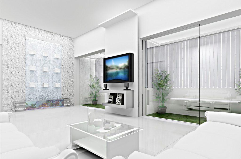 Jak urządzić salon, czyli elementarne zasady feng shui